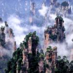 Zhangjaijie Geopark, China